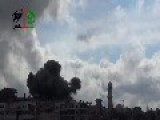 Barrel Bombs Hitting Salma