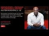 Boxer Evander Holyfield Gets A Piece Of Mayweather Vs Pacquaio