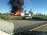 Breaking News - 9 Dead In Bus FedEx Crash