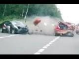 Brutal Car Wreck Compilation
