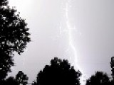 Beautiful Lightning Strikes