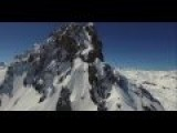 Balls-out Climbing And Shredding On The Aiguille Du Fruit