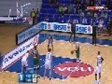 Basketball Player KNOCKS OUT HOOLIGAN!!!
