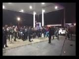BERKELEY, MISSOURI FUCKTARDS Riot After ANTONIO MARTIN Points Gun At POE LEECE Officer