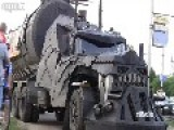 Better View Of The Russian Apocalyptic Truck