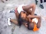 Black Women Fights