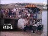 Burgh Island Sea Tractor 1964
