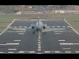 Bombardier VistaJet Perfect Landing
