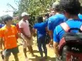 BRAZIL - Girl, 15, Dies Of Stabbing After School Fight - RAW VIDEO