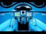 Bloodhound SSC - Showing What The Cockpit Of This Extraordinary Car Looks Like