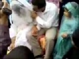 Bride Slapped By Groom On Their Wedding Day