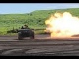 Best Japanese Main Battle Tank In Action