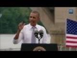 Barack Obama Taunts GOP - So Sue Me !