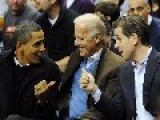 Biden's Son Hunter Discharged From Navy Reserve After Failing Cocaine Test