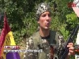 Battlefield Ukraine: Spain Sends Volunteers To Fight Fascism In Novorussia