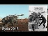 Blast From The Past - German World War II Era Wehrmacht Howitzer Used By Syrian Rebels On The Battlefield In Idlib