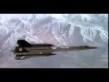 Blackbird SR 71 Sound Warning Nothing But Pratt Engine Sound