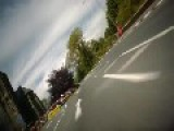 Best Isle Of Man TT Camera Angle. You Can Feel That Speed