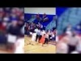 Basketball Coach Head-butts Referee During Game