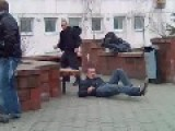Belarusian Vodka, 2 Men, Anger And A Fight