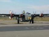 B-24 Witchcraft, Taxi, Takeoff & Landing