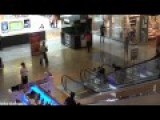 BABY FALLS DOWN STAIRS ESCALATOR! Public Prank