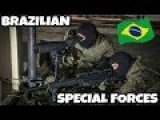 Brazilian Special Forces | 2016