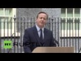 Cameron Says UK Can Be Powerful Country Leading EU Against Russian Aggression