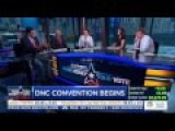 CNBC Anchor Orders Hillary To 'disavow Socialism' Because It's Unfair Republicans Disavow Trump