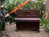 Chainsaw Vs. Piano Post -VS- The Piano Virtuoso Post