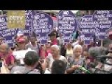 Comfort Women Demand Apology From Japan