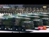 China Displays Strategic Strike Might And Capability Of Defending Country