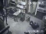 Chinese Woman Knocks Out 3 Thugs