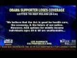 Cancelled By Obamacare - Loyal Supporters Obama Lose Health Coverage