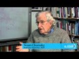 Chomsky US And Israel Don't Want To Overthrow Assad!