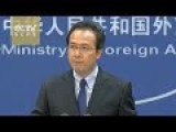 China Rejects US Protest And Says Chinese Aircraft Fly In Professional Way