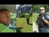 Cop Racially Profile Black Men In Affluent Neighborhood Cop Embarrassed After Viewing Property