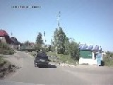 Car Driver Will Spare His Mature Before Digging - Crash