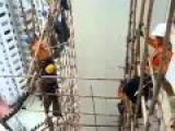 Construction Scaffolding In Hong Kong
