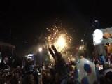 Chisinau Fireworks 2015 - New Year's Eve Fireworks