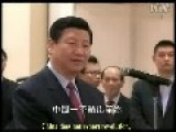 Chinese President Criticizes Western Bullies