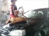 Car Wash In Brazil
