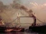 Color Of Thames 1935 - Amazing Color 1930's Footage Of London