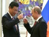 China Has Thrown Its Weight Behind Russia
