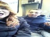 Chicago Public Transport Blunt Smoking And Sharing