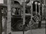 Car Service, Silent Film 1936
