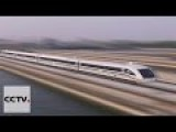 China Begins To Build 600 Km H Railway System