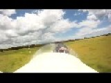 Crash Landing On A Golf Course