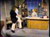 Chris Farley's First Appearance On Letterman