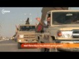 Close Up Look At The Peshmerga Forces Going To Kobani